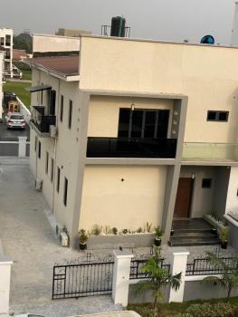 4 Bedroom Furnished Duplex with Bq and Study Room, Lakeview2 Estate, Off Orchid Hotel, Lafiaji, Lekki, Lagos, Semi-detached Duplex for Sale
