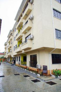 3 Bedrooms All Ensuite with Balcony Large Sitting & Dining Area, Adeyemi Lawson Road, Old Ikoyi, Ikoyi, Lagos, Flat for Rent