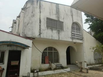 Distress Vendor of Old Detached House on 700ms, Gafar Animasaun Close, Victoria Island (vi), Lagos, Detached Duplex for Sale