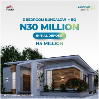 Luxury 3 Bedroom Bungalow, Abijo Gra, Abijo, Lekki, Lagos, Detached Bungalow for Sale