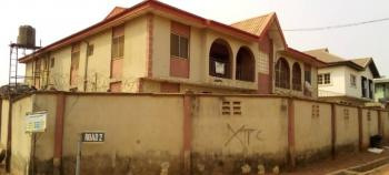 Executive 4 Units of 3 Bedrooms Flat in an Estate with C of O, Peace Estate, Baruwa, Ipaja, Lagos, Block of Flats for Sale