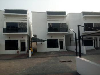 Newly Self  Service 4 Bedroom Detached Duplex with Bq & Fitted Kicheen, to Let at Ikota Gra Well Spacious and Gated, Ikota, Lekki, Lagos, Detached Duplex for Rent