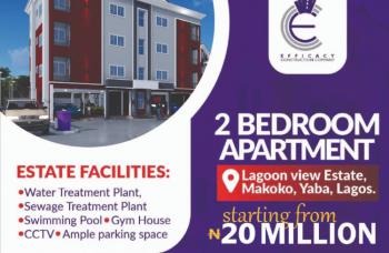 2 Bedroom Apartments in a Developed Area, Close to Third Mainland Bridge, Makoko, Yaba, Lagos, Block of Flats for Sale