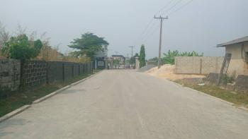 Land in a Developed Area with Governors Consent, 3 Minutes From Expressway and 5 Minutes From Shoprite, Sangotedo, Ajah, Lagos, Mixed-use Land for Sale