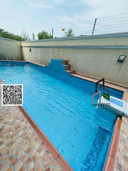 Luxury 3 Bedroom Flat with Bq, Swimming Pool, Gym, Off Bourdillon Road., Ikoyi, Lagos, Flat Short Let
