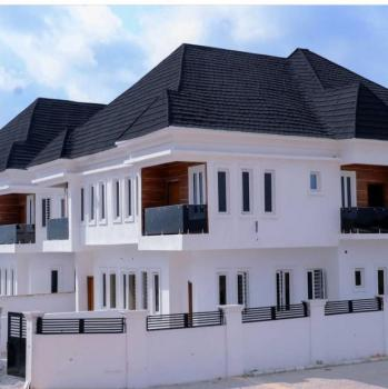 Exclusive 3 Bedroom Terrace Duplex in a Stylish and Luxurious Estate, Stylish Environment 5 Minutes Away From The Northwest Filling Station, Vgc, Lekki, Lagos, Terraced Duplex for Sale