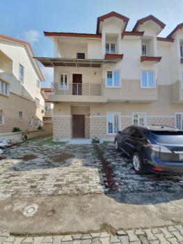 Excellent 4 Bedroom Semi Detached House, Cooplag Garden Estate Orchid Hotel Road, Lafiaji, Lekki, Lagos, Semi-detached Duplex for Rent