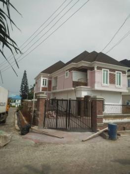 Brand New 5 Bedrooms Detached Duplex, River Valley Estate, Ojodu, Lagos, Detached Duplex for Sale