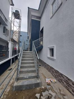 Fully Serviced 24hrs Light & Uniform Men 4 Bedroom Duplex, Orchid Hotel Road By Chevron Tollgate, Lekki Phase 2, Lekki, Lagos, Detached Duplex for Rent