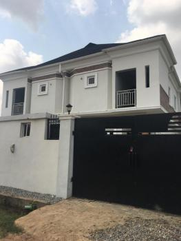 4 Bedroom Semi-detached Duplex with Bq All Room Ensuit, Oshorun, Opic Estate., Opic, Isheri North, Lagos, Semi-detached Duplex for Sale