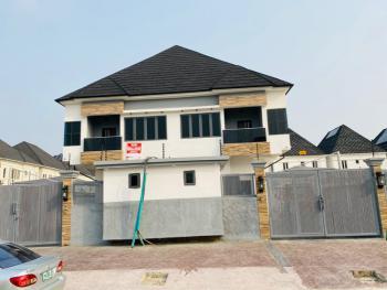 Sweet 4 Bedroom Semi Detached Duplex with a Domestic Room, Chevron Drive, Lekki Expressway, Lekki, Lagos, Semi-detached Duplex for Sale