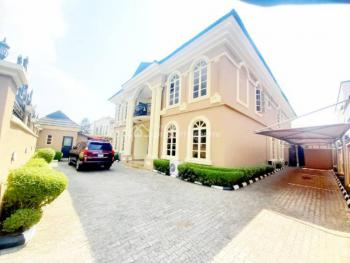Magnificent 5 Bedroom Fully Detached Duplex with Room Bq, Lekki Phase 1, Lekki, Lagos, Detached Duplex for Rent