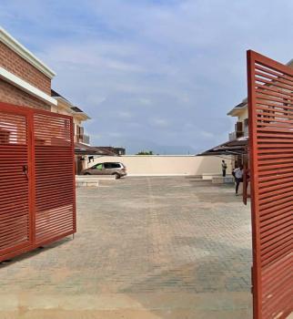 4 Bedroom Semi Detach Duplex with Bq, Metro Homes, Ajah, Lagos, Semi-detached Duplex for Sale