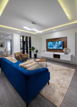 Executive 2-bedroom Apartment, Admiralty Road, Lekki Phase 1, Lekki, Lagos, Semi-detached Duplex Short Let