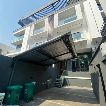Exquisitely Finished 5 Bedroom Terrace Duplex with a Room Bq, Banana Island, Ikoyi, Lagos, Terraced Duplex for Sale