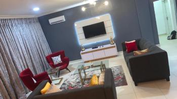Tastefully Furnished 3 Bedroom with Free Internet and Netflix, Ikate, Lekki, Lagos, Flat / Apartment Short Let