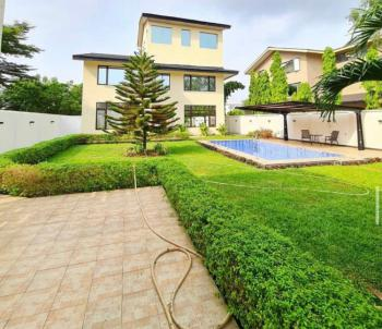 Beautiful 5 Bedroom Fully Detached House with a Bq, Banana Island, Ikoyi, Lagos, Detached Duplex for Sale