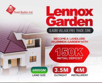 Luxury Lands, Lennox Garden, Ibeju Lekki, Lagos, Mixed-use Land for Sale