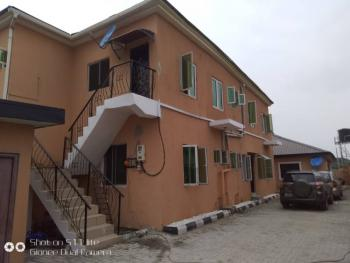 Well Finished Two Bedroom Flat, Terra Annex, Sangotedo, Ajah, Lagos, Flat for Rent