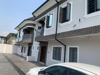 Brand New 4 Bedroom Terrace Duplex, Alpha Beach Road, Lekki, Lagos, Terraced Duplex for Sale