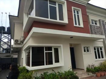 4 Bedroom Duplex, Royal Palm Drive, Osborne, Ikoyi, Lagos, Semi-detached Duplex for Rent