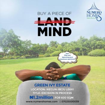 Greenivy Estate Phase 2, Ikegun, Ibeju Lekki, Lagos, Residential Land for Sale