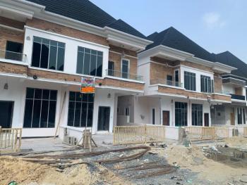Brand New 4 Bedroom Semi Detached Terrace, Chevron Alrternative, Lekki, Lagos, Terraced Duplex for Sale