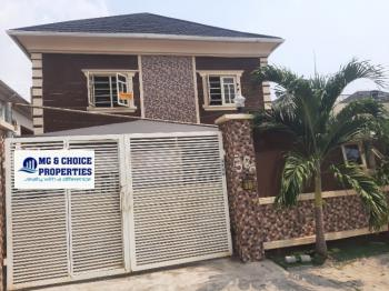 Luxury 4 Bedroom Semi Duplex, Chevy View Estate,  Chevron, Lekki, Lagos, Semi-detached Duplex for Rent