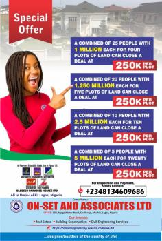 Special Offer, Ibeju Lekki, Lagos, Mixed-use Land for Sale