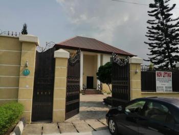 Executive 4 Bedroom Detached Duplex with 3 Rooms Bq, Old Gra, Port Harcourt, Rivers, Detached Duplex for Rent