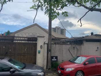 a Detached 4 Bedroom Bugalow, Pilot Crescent Off Bode Thamos, Surulere, Lagos, Detached Bungalow for Sale
