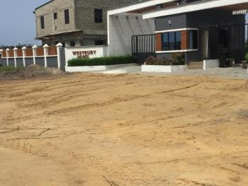 Gated Land with C of O  in a Build Up Area, Westburry Homes Estate Behind Adiva Estate, Lakowe, Ibeju Lekki, Lagos, Residential Land for Sale