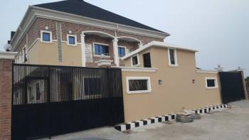 Quality & Luxury 5 Bedroom Town House Available for New Occupants, Gbagada, Lagos, Detached Duplex for Rent