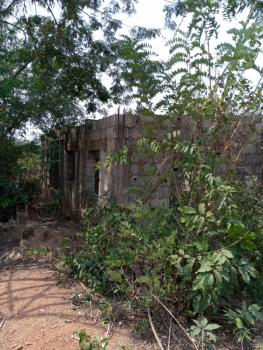 2 Plots of Land with Uncompleted Semi Detached Bungalow, Sobanjo Close, Idi Ishin, Jericho, Ibadan, Oyo, Residential Land for Sale
