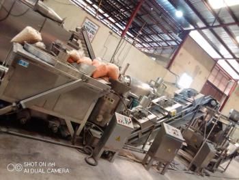 a Food Factory Sitting on 6 Plots, Along Golf Course Road, Lakowe, Ibeju Lekki, Lagos, Factory for Sale