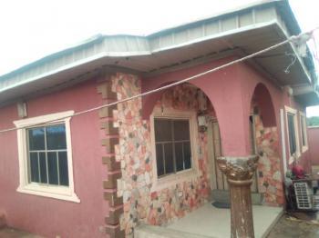 Strategic 3 Bedroom Bungalow Near The Road, Ifelodun Street, Akinigain, Bravo Area Near Kuola, Akala Expres/apata, Oluyole, Oyo, Detached Bungalow for Sale