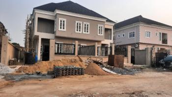 85% Completed 4 Bedroom Semi Detached Duplex with Bq, Ifako, Deeper Life Axis, Gbagada, Lagos, Semi-detached Duplex for Sale