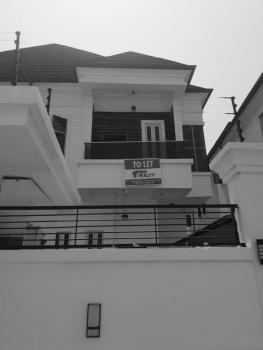 New 4 Bedroom Semi Detached, Osapa, Lekki, Lagos, Semi-detached Duplex for Rent