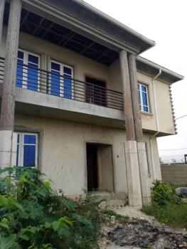 80% Completed 4 Bedroom House, All Saints Avenue, Ogombo, Ajah, Lagos, Semi-detached Duplex for Sale