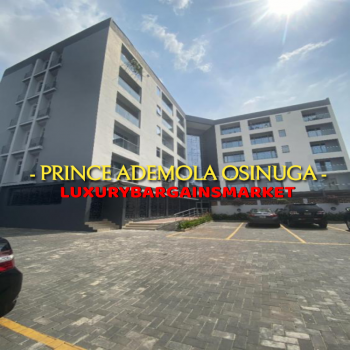Newly Built 4 Bedroom Apartment Deal, Parkview, Ikoyi, Lagos, Flat for Sale
