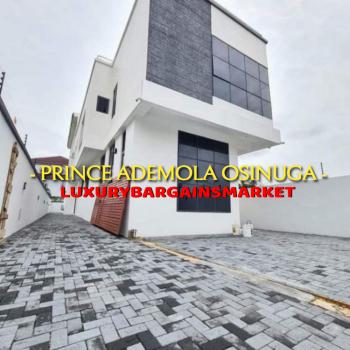 Super Cheap Deal! Newly Built 4 Bedroom Detached House, Banana Island, Ikoyi, Lagos, Semi-detached Duplex for Sale