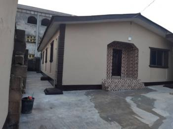a New Decent and Tasteful Bungalow of Two Bedroom Flat, with Three Uni, Yetkem Catering School, White House, Abule Egba, Agege, Lagos, Detached Bungalow for Sale