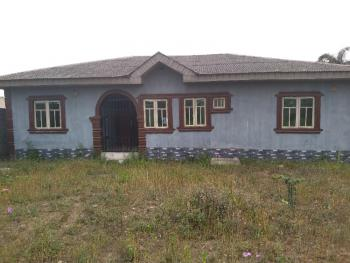 Newly Built 4 Bedroom Detached Bungalow with Big Compound, Igbo Agbowa  Oluodo Extension Abuja, Ebute, Ikorodu, Lagos, Detached Bungalow for Sale