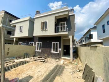 Spacious 4-bedroom Detached Duplex with a Bq, Ikate Elegushi, Lekki, Lagos, Detached Duplex for Sale