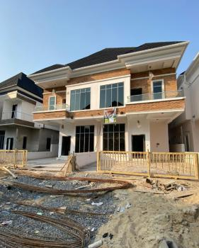Newly Built 4 Bedroom Semi Detached Duplex with 24 Hours Power, Chevron, Lekki, Lagos, Semi-detached Duplex for Sale