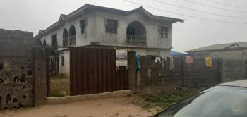Block of 4 Flats of 3 Bedroom Each on a Plot, Off Inufele Avenue, Ikotun, Lagos, Block of Flats for Sale