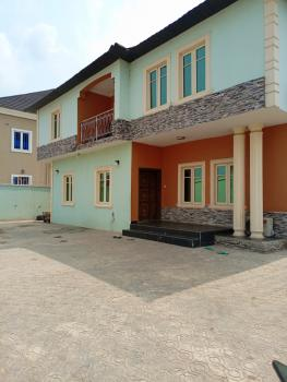 Spacious 3 Bedroom Apartment Upstairs, Opic, Gra, Isheri North, Lagos, Flat for Rent