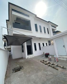 Newly Built 4 Bedroom Semi Detached Duplex with a Bq, Chevron, Lekki, Lagos, Semi-detached Duplex for Sale