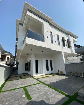 Newly Built 5 Bedroom Semi Detached Duplex with a Bq;, Chevron, Lekki, Lagos, Semi-detached Duplex for Sale