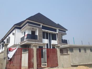 5 Bedroom  Fully Detached Duplex with Bq, Chevron, Lekki, Lagos, Detached Duplex for Sale